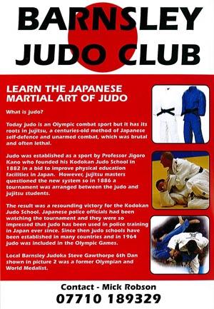 Judo Flyer2s