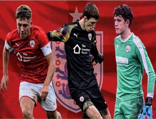 Congratulations Aiden Marsh  |  England Football Player