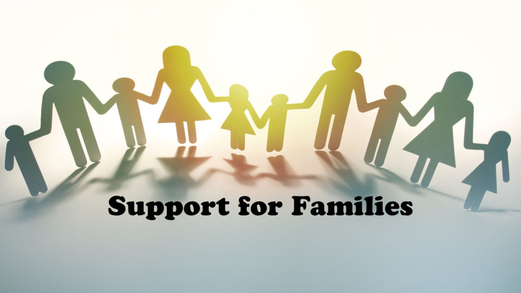 Covid-19: Support for Families