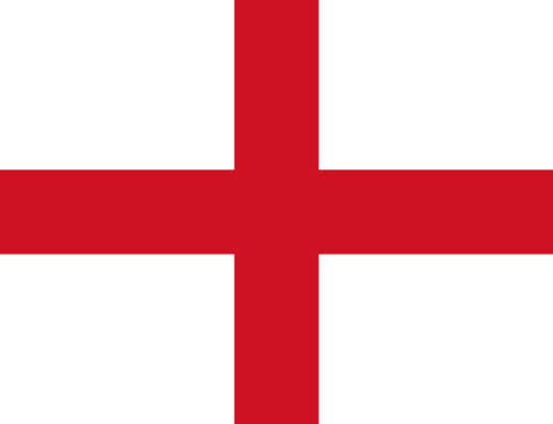 England Day Again!